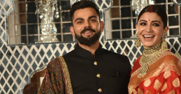 Virushka Dancing At Their Reception Proves That They Are Desi AF!