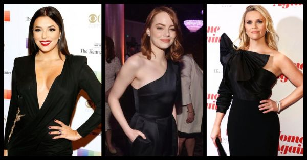 Hollywood Will Be Dressing In Black At The Golden Globe Awards For All The Right Reasons!