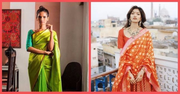 Our Favourite Labels To Score Gorgeous *Banarasi* Outfits For Your Wedding!