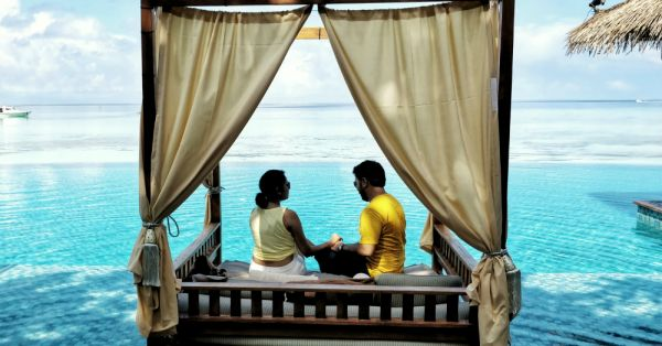 #RealBride: We Lived In An Overwater Villa At Maldives & It Was All Kinds Of Beautiful!