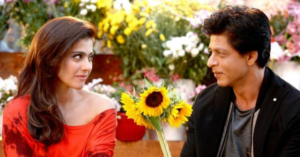 Kajol Reveals Why SRK Is Her Favourite Co-Star & We Just Love The Reason!