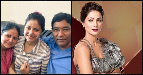 Must Read: This Is What Hina Khan's Father Had To Say About Her!