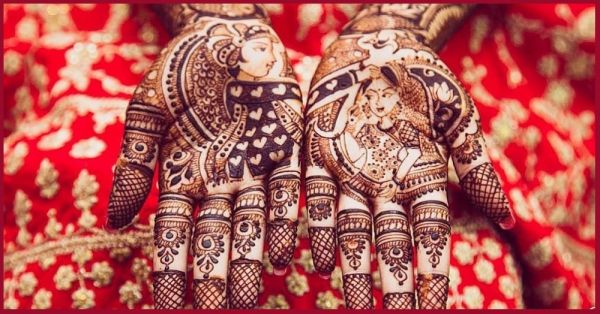 From Artsy To Floral, Here Are 7 Awesome Mehendi Trends That Every 2018 Bride MUST Try!