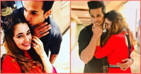 Prince Narula & Yuvika Choudhary Announced Their Engagement In The Most *Filmy* Way Ever!