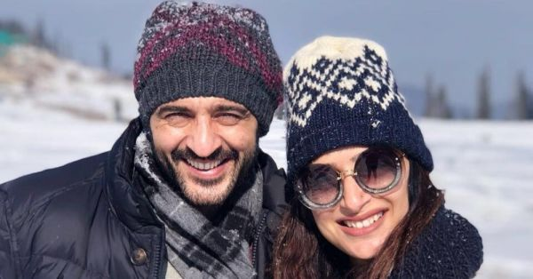 Gauri & Hiten Still Look Like *Teenagers In Love* In Their Vacation Pics!
