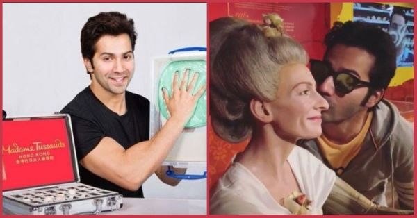 Varun Dhawan At Madame Tussauds Is EVERY Desi Tourist Abroad