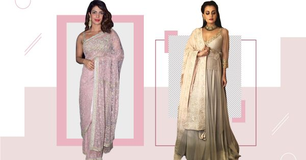 How To Pull-Off Glitter In Indian Wear Without Looking OTT!