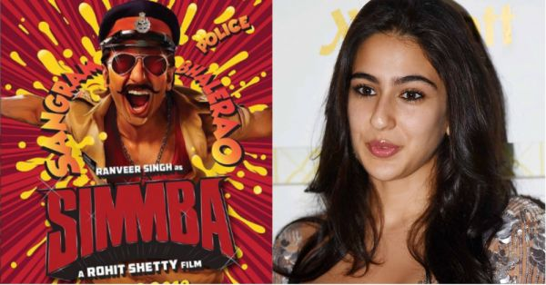 Here's The Scoop Why Sara Ali Khan's Bollywood Debut Is Now Simmba, Not Kedarnath