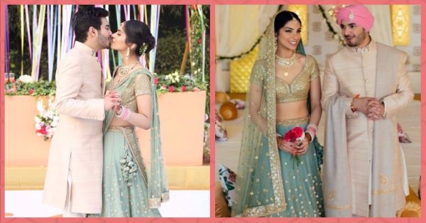 A Sabyasachi Bride & A Wedding With The *Cutest* Ideas To Inspire You!
