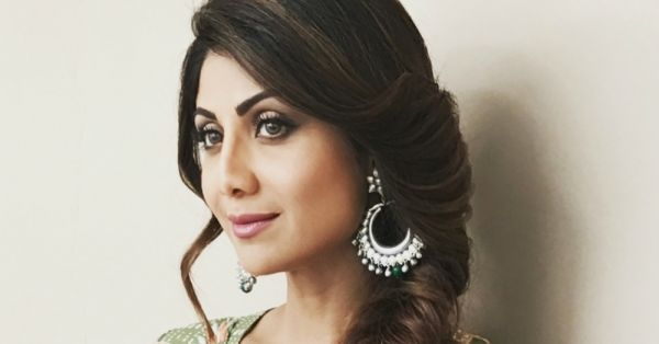 Shilpa Shetty's Given Rapunzel's Braid A Business Class Upgrade!