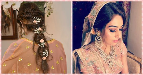Hair, Make-up & Outfits - This POPxo Bride's Wedding Looks Can't Be Missed!