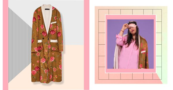 Fashion Diaries: I Wore A Bathrobe To Work & Here's How You Can Too…