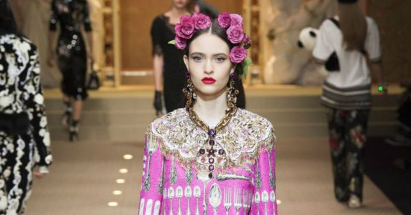 Anything But Subtle: Beauty Lessons To Learn From Milan Fashion Week!
