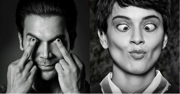 Check Out Kangana Ranaut & Rajkummar Rao's New Look From 'Mental Hai Kya'