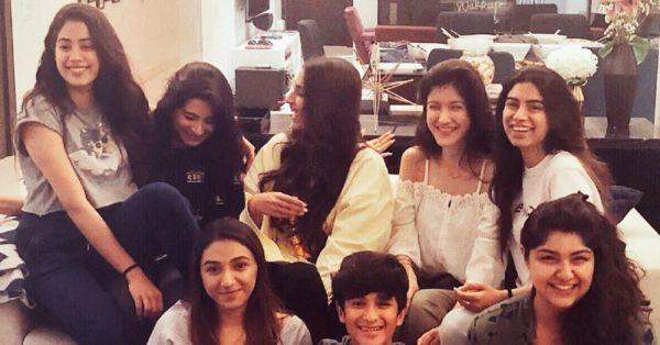Janhvi Kapoor & Sisters Celebrating Her Birthday Together Is A Fine Example Of Girl Power!