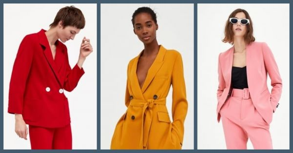 Power Suits In Zara's Women's Day Collection Are Perfect For Girl Bosses!