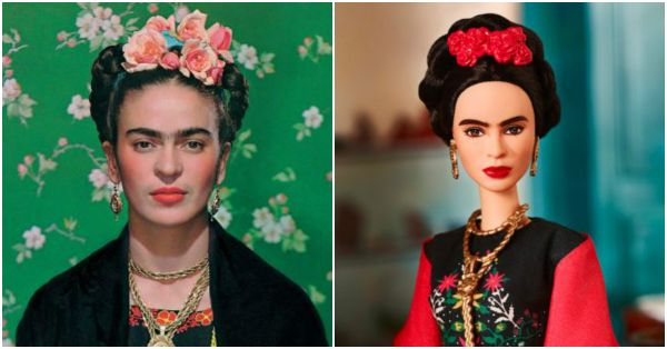 This Frida Kahlo Doll Is Missing Her Unibrow And We've Taken Offence!