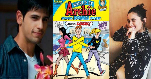 Bollywood Stars We Wish Would Play These Archie Comic Characters In The Movie!