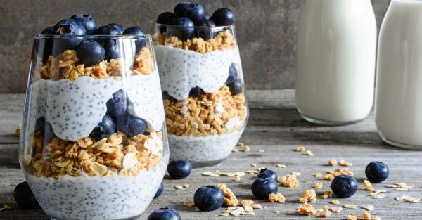 Say Bye-Bye To Boring Breakfasts With These 10 Healthy Yogurt Parfait Bowls