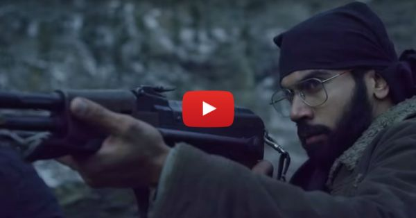 The Trailer For Rajkummar Rao's 'Omerta' Is Here & It Will Chill You To The Bone!