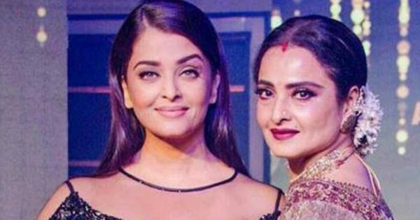 You On Your Own Are Enough - Rekha Pens An Emotional Letter To Aishwarya!