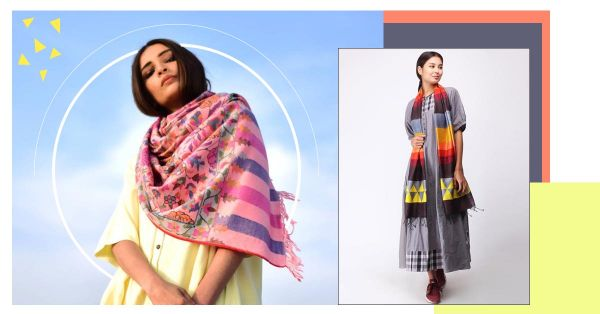Ditch The Dupatta! Scarves Are The New Way To Suit Up This Season