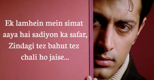 7 Powerful Bollywood Song Lyrics That Will Touch Your Soul