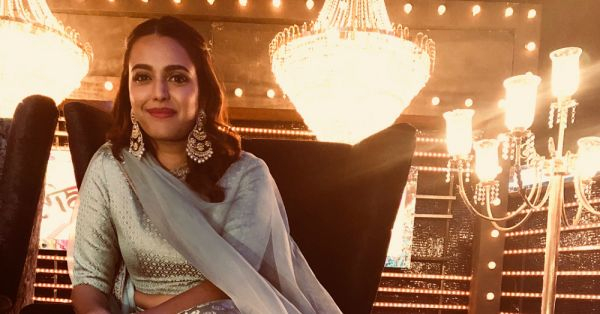 We Totally Heart Swara Bhaskar's Super Chic Ethnic Look!