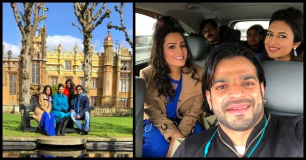 Divyanka Tripathi & The Cast Of 'Yeh Hai Mohabbatein' Show Us How To Travel In Style!