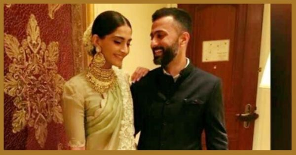 Sonam Kapoor's Wedding Date Is Out & We Can't Get Over The Dreamy Location And Trousseau!