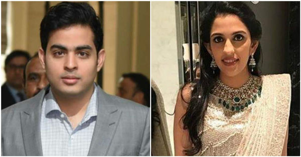 Akash Ambani Got Engaged In Goa Yesterday And You Need To Check Out The Pictures!