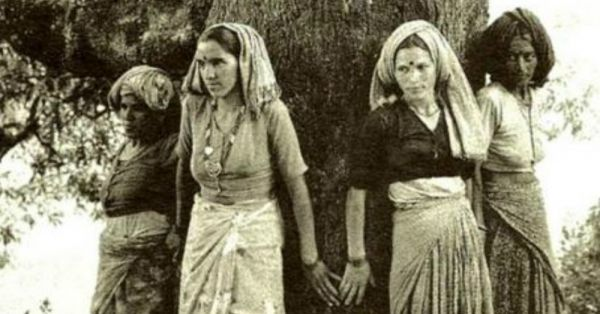 How The Chipko Andolan Became One Of India's First Ever Eco-feminist Movements