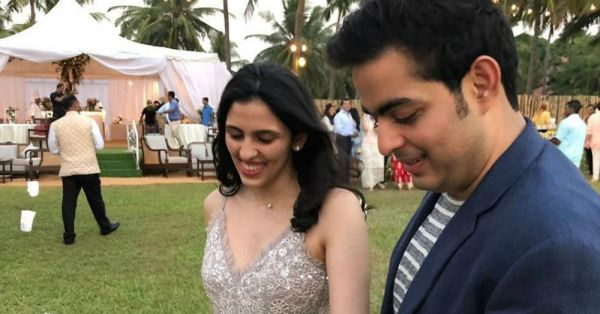 PDA Alert: Akash Ambani & Shloka Mehta Look Like The Cutest Couple In This Insta-Snippet!