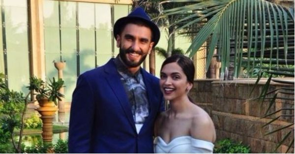 It's Confirmed: Deepika Padukone & Ranveer Singh Are All Set For A Year-End Wedding!