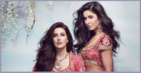 Katrina & Her Sister Isabelle Look Like Twins In This Bridal Photo Shoot!