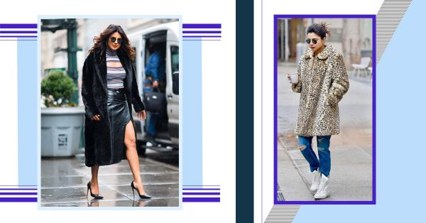 Priyanka Chopra's Style From The Streets Of NYC Will Make You Feel 'So Exotic!'