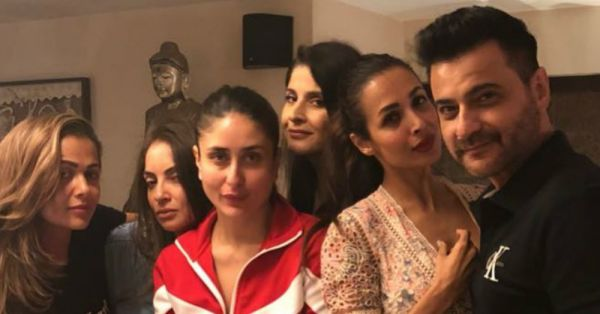 Kareena Wore A Tracksuit Worth A Lakh To A Dinner Party & We Can't Even!