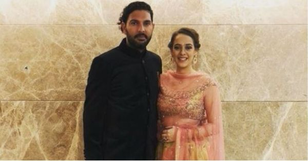 Has Yuvraj Singh And Hazel Keech's Marriage Hit The Rocks?