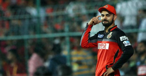 Virat Kohli Shaking A Leg With The RCB Team Is The Most Adorable Thing You'll See Today!