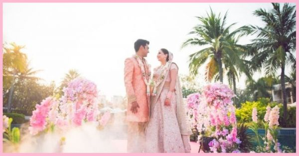 Move Over 2 States: This North Meets South Wedding Is Better Than A Bollywood Movie!