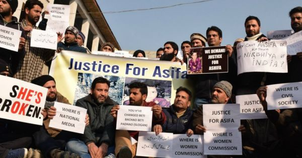 An 8-Year-Old Was Abducted, Raped & Killed Yet The People Stand With The Accused!