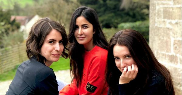 Katrina Kaif Being Cute & Goofy With Her Sisters Is Just. So. Relatable!