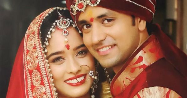 TV Couple Shakti Arora and Neha Saxena Got Married 4 Years After Their Roka!
