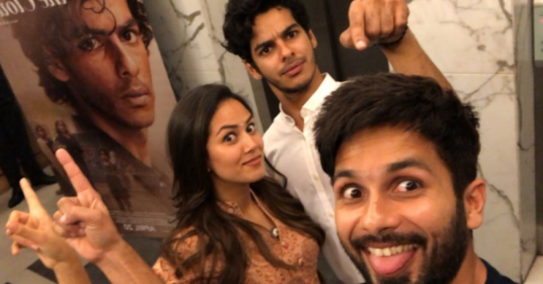 Mira Rajput & Ishaan Khatter Are The Cutest Devar-Bhabhi Or What?!