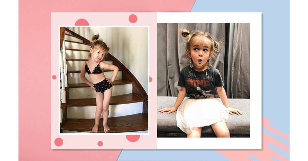 Fashion Tips From This Insta-Famous 3-Year-Old Who Is Probably More Stylish Than You