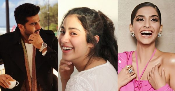 Little Sister Janhvi Kapoor Gives A Shoutout To Arjun & Sonam For Their Upcoming Movies