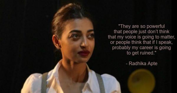 Radhika Apte, Usha Jadhav & Other Actors Reveal The Secrets Of Bollywood's Casting Couch