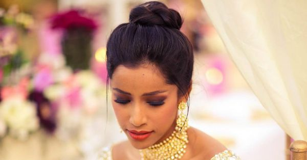Suitable Wedding Hairstyles For Your Face Shape | POPxo
