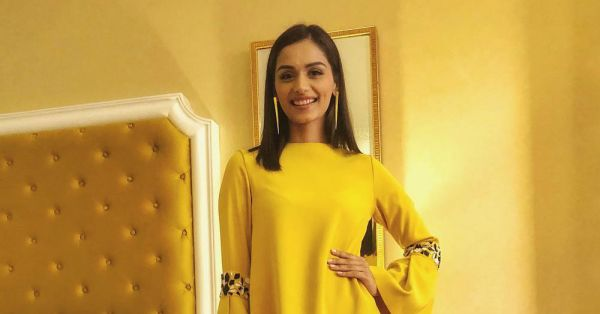 Manushi Chhillar Just Performed Kuchipudi On 'Game Of Thrones' Song And Boy, Can She Move!