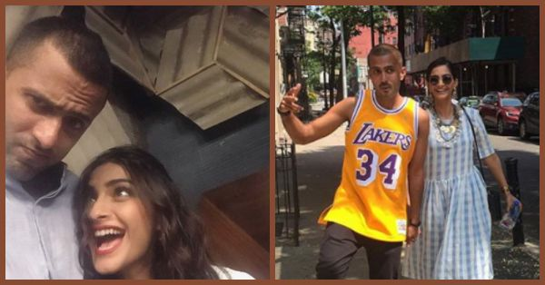Sonam Kapoor & Anand Ahuja's Year Before Marriage In Pictures Proves 'Pyaar Dosti Hai'
